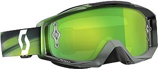 Scott USA Tyrant Speed 2016 MX/Offroad Goggles w/Chrome Works Lens Gray/Green