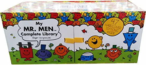 My Little Miss Complete Library Set 35 Hard Cover Books Collection Box Set