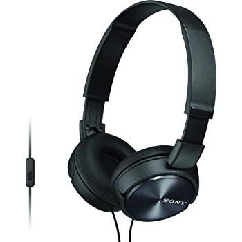 Sony MDRZX310AP/B On-ear Negro