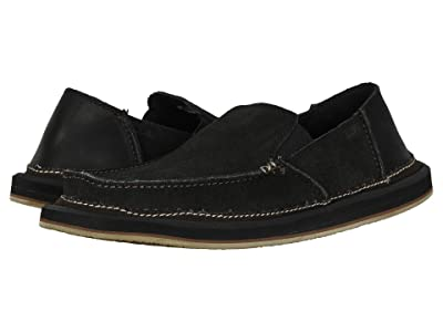 Sanuk Vagabond Artesano (Black) Men