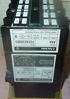 Westinghouse #ARD880L, Industrial Control Relay, 8P, 8NO Contacts, 600V MAX