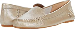 Millie Moccasin Tumbled Leather