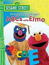 Best Sesame Street Preschool Is Cool Abcs With Elmo Dvd Of