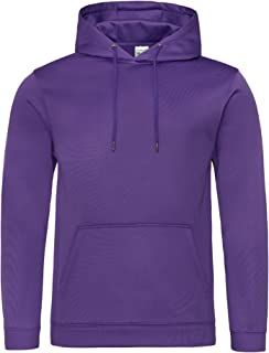 AWDis Adults Unisex Polyester Sports Hoodie