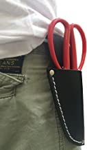 Durable Leather Pliers Belt Holder Sheath Pouch Holder Gardening Tools Holster Belt Case for Garden Pruning Pliers Shears Scissors or Knife HSZ-20-A