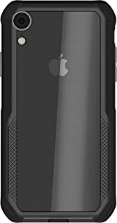 Ghostek Cloak Hybrid Shock Absorption Case Designed for Apple iPhone XR (2018) - Black
