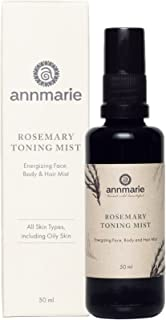 Sponsored Ad - Annmarie Skin Care Rosemary Toning Mist - Energizing Face, Hair and Body Mist with Rosemary Distillate, Alo...