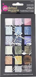 Spellbinders JDM-011 Mineral Eyes Palette Pastel Set