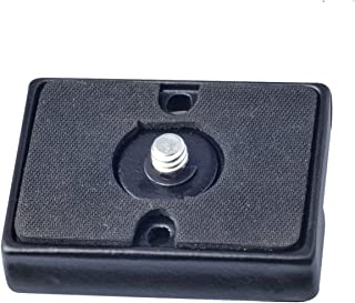 Quick Release Plate Fits Bogen Manfrotto Heads: RC2 3030 3130 3160 3265 DC106
