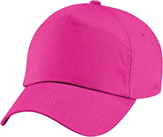 e6a54041 Amazon.co.uk: Pink - Baseball Caps / Hats & Caps: Clothing