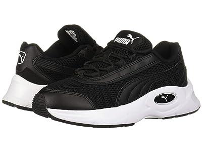 Puma Kids Nucleus (Big Kid) (Puma Black/Puma Black) Boys Shoes