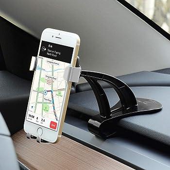 Amazon Com Thinsgo Tesla Model 3 Model Y Dashboard Cell Phone Holder Car Phone Mount For Tesla Model 3 Y