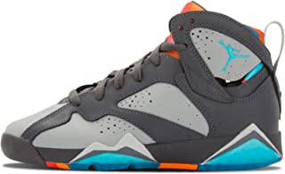 98a23beb78ffc4 Nike air Jordan 7 Retro BG hi top Trainers 304774 Sneakers Shoes (UK 5 US