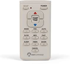 Best AnyCommand ACR-10 Universal Air Conditioner Remote Control for Window Air Conditioners Review