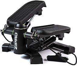 Zipro Roam Stepper Mini-fitnessapparaat incl. LCD-trainingscomputer met vele functies, fitnesstraining voor thuis hometrai...