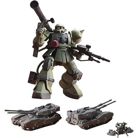 HG UCHG 1/144 MS-06 ザク地上戦セット (機動戦士ガンダム MS IGLOO)