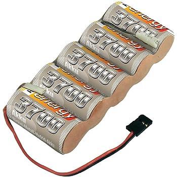 Batteria ricaricabile per trasmettitore NiMh 9.6 V 1800 mAh Conrad energy Blocco