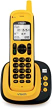 $49 » VTech DS6161w DECT 6.0 Rugged Waterproof Cordless Phone with Bluetooth Connect to Cell, 1 Handset