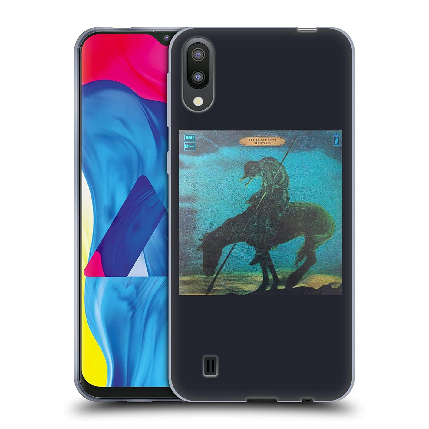 Official The Beach Boys Surfs Up Album Cover Art Soft Gel Case Compatible for Samsung Galaxy M10 (2019) mfnrqwsjlya782