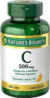 Nature's Bounty Vitamin C 500 mg