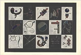 Wassily Kandinsky Untitled Lithograph