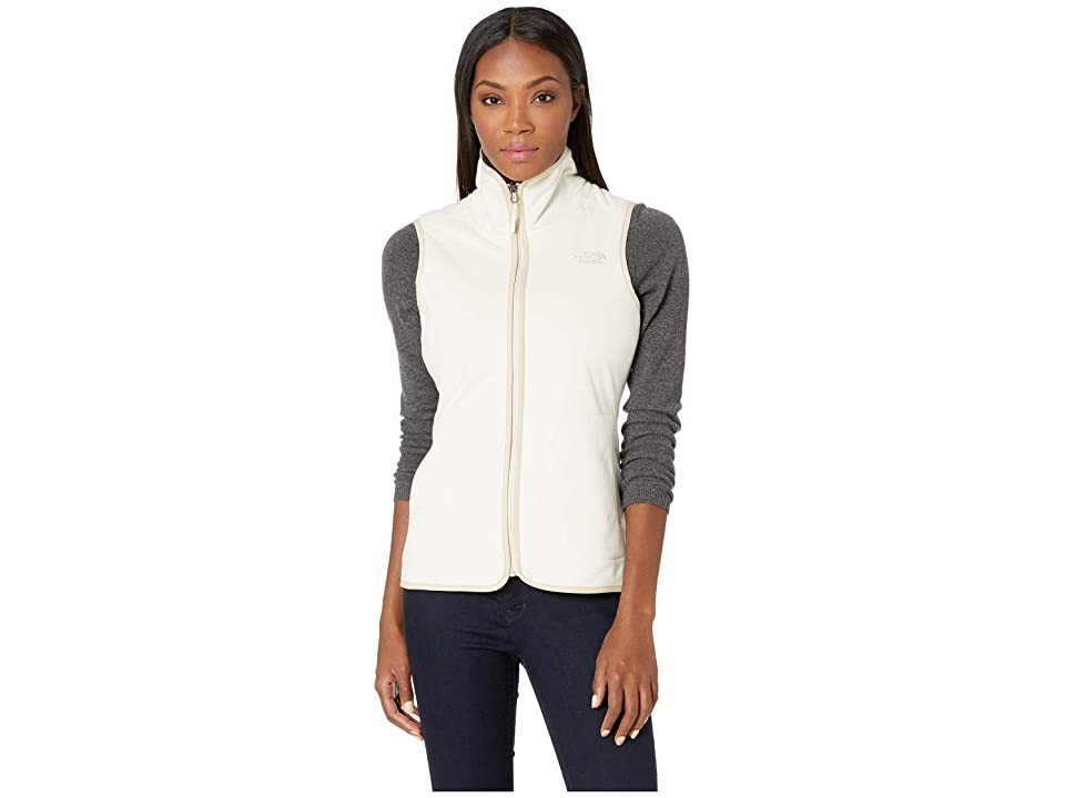 The North Face Mosswood Vest (Vintage White) Women