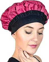 Magic Gel - gorro térmico de lujo para el cabello. Tratamiento de hidratación y acondicionamiento profundo.