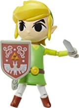 "Legend Of Zelda 4"" Figures Wave 6 Link Wind Waker HD"
