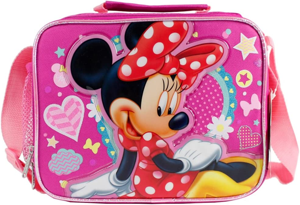 Minnie Mouse Lunch Bag Max 54% OFF girl for store