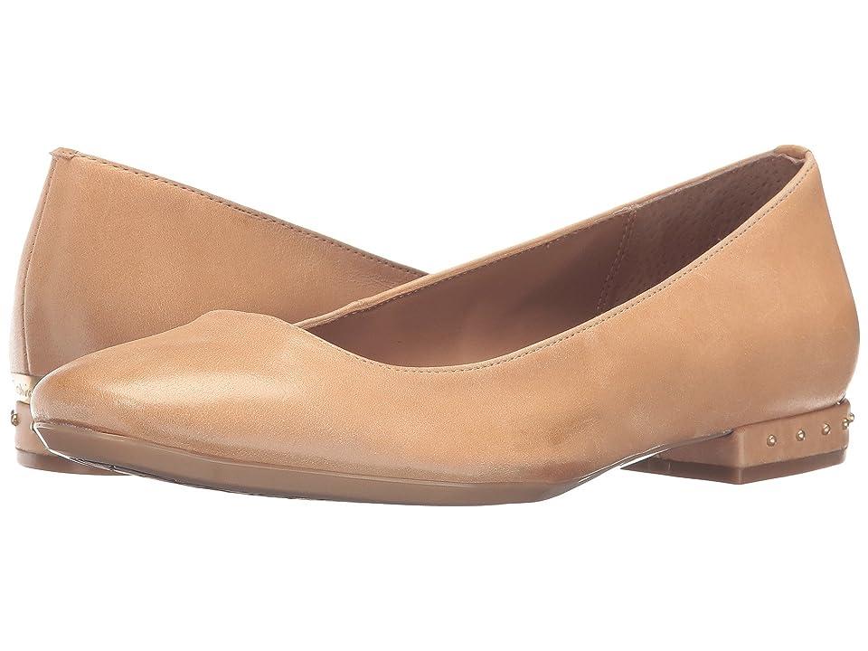 Calvin Klein Fridelle (Sandstorm Leather) Women