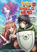 The Rising of the Shield Hero Volume 01: The Manga Companion (English Edition)