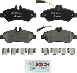 Bosch BP1317 QuietCast Premium Semi-Metallic Disc Brake Pad Set For Select Dodge Sprinter; Freightliner Sprinter; Mercedes-Benz Sprinter; Volkswagen Crafter; Rear