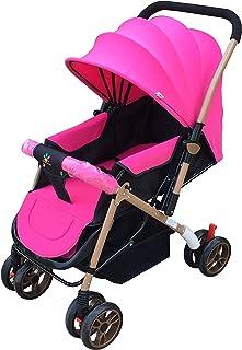 Baby Love Stroller, Pink, 27-840