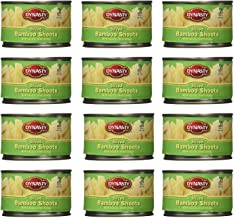 Dynasty Sliced Bamboo Shoots, (12 Pack, Total of 96oz)