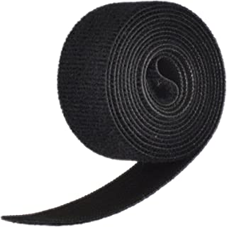 Genuine Velcro 1804-OW-PB/B-5 One-Wrap Self Gripping Strap, 5' Length x 1