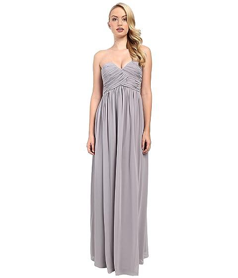 Donna Morgan Laura Long Chiffon Gown Dress At 6pm