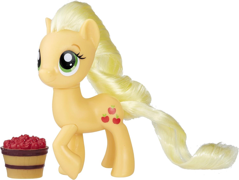 Amazon Com My Little Pony Friends Applejack Toys Games