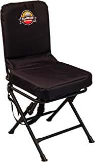 RHINO OUTDOORS RC-2281 Padded Swivel Hunting Chair