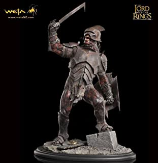 Lord of The Rings Statue Uruk-Hai Warrior 1:6th Scale