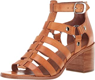 FRYE Women's Bianca Gladiator Flat Sandal