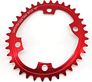 Baroque Gear 36T ±2 90° 4穴 赤