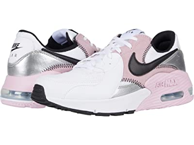 Nike Air Max Excee (White/Black/Light Arctic Pink) Women