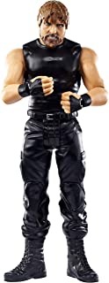 WWE Dean Ambrose Action Figure in 6-inch Scale with Articulation & Ring Gear,FTC78_ GCB37