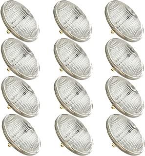 Industrial Performance 35PAR36/H/FL30 12V, 35 Watt, PAR36, 2 Screw Terminals Base Light Bulb (12 Bulbs)
