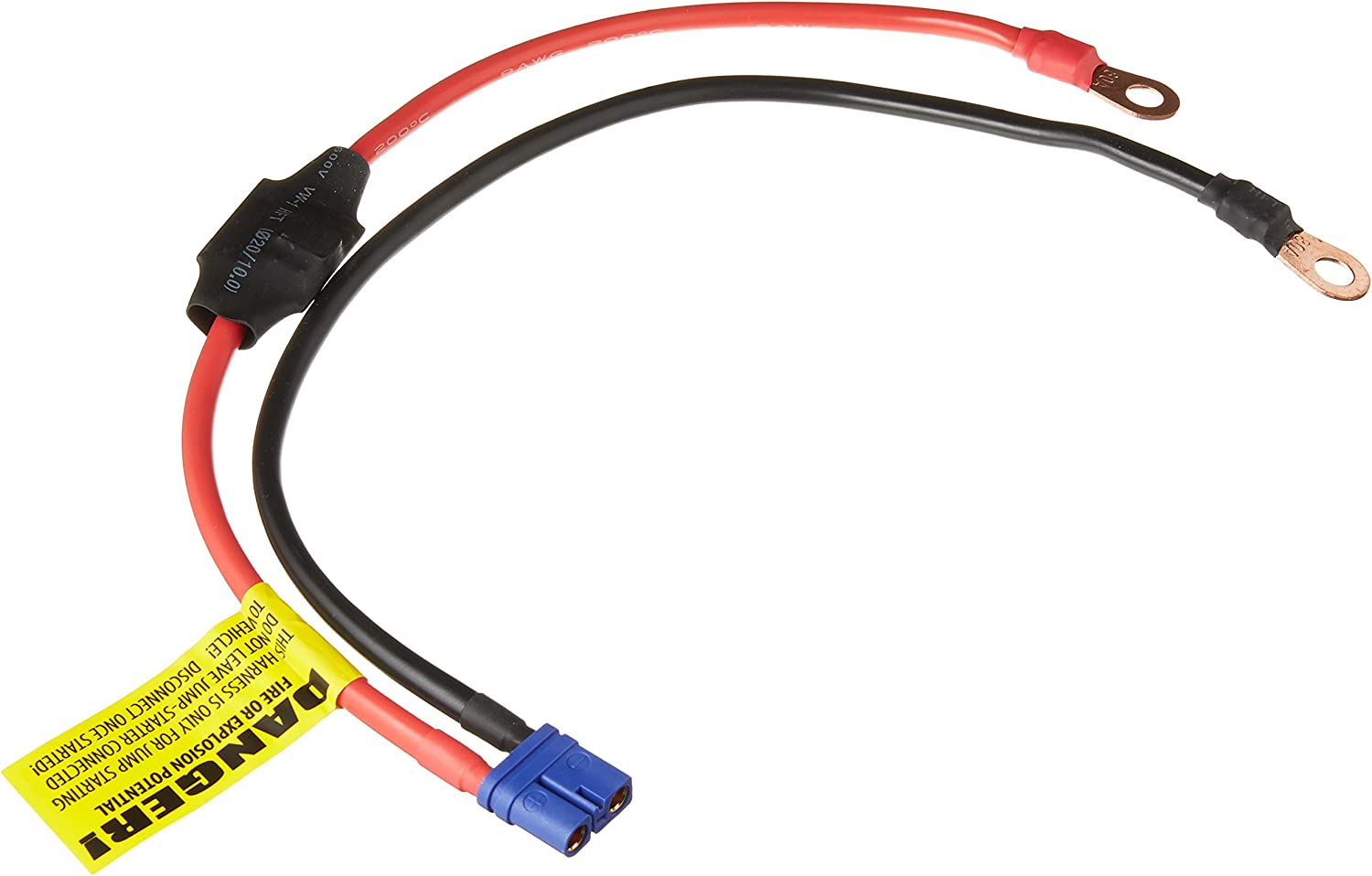 Antigravity Batteries Clampless Jump Starting Harness XP-5 /& SPORT Built in Protection XP-3 Works with ORIGINAL Micro-Start XP-1 DOES NOT WORK ON NEWER XP-1 /& XP-3 No need for Jumper Cables