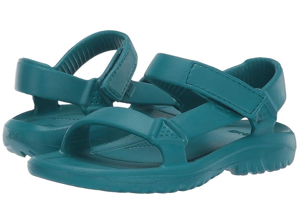 Teva Kids Hurricane Drift (Toddler/Little Kid) (Deep Lake) Girls Shoes