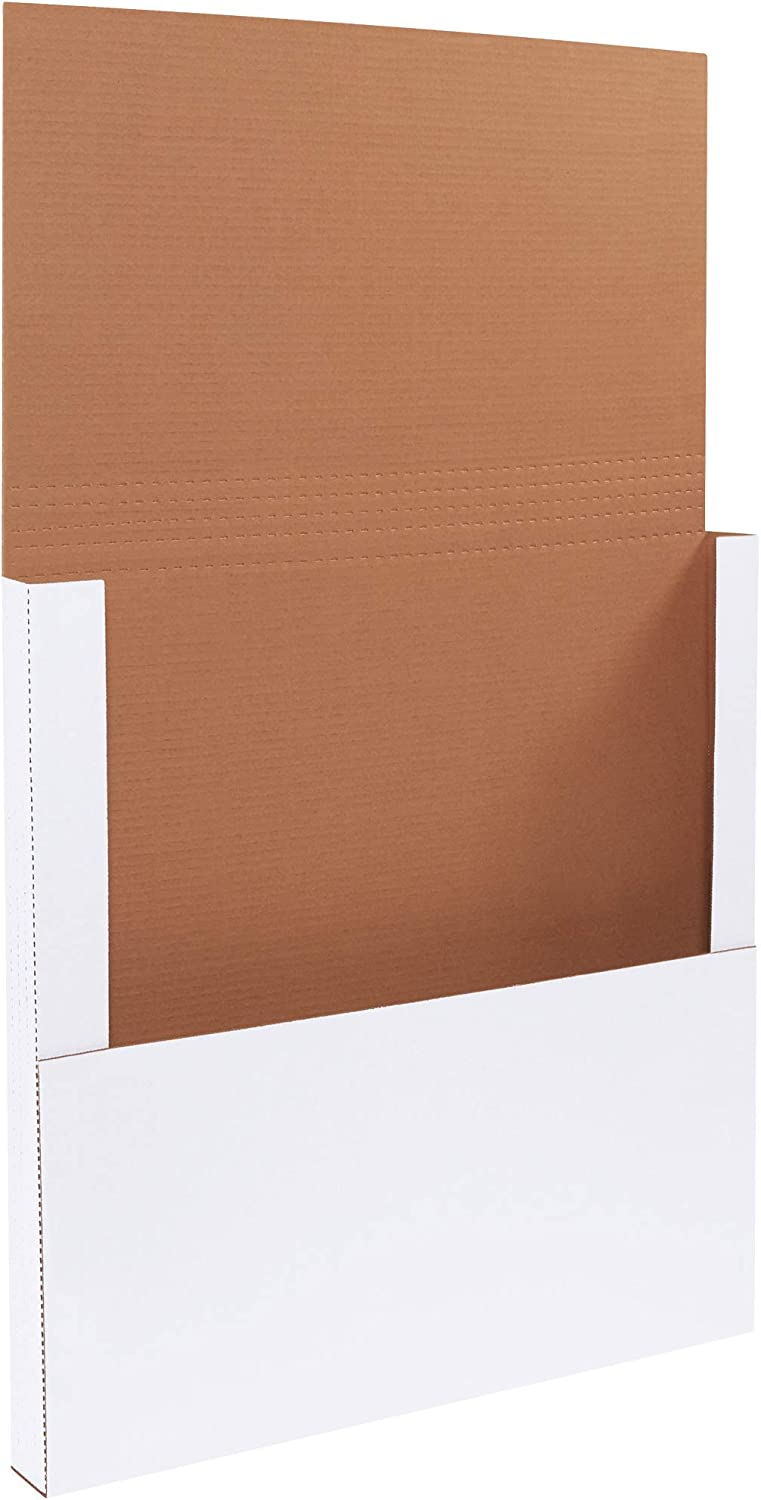 Easy-Fold Mailers 24