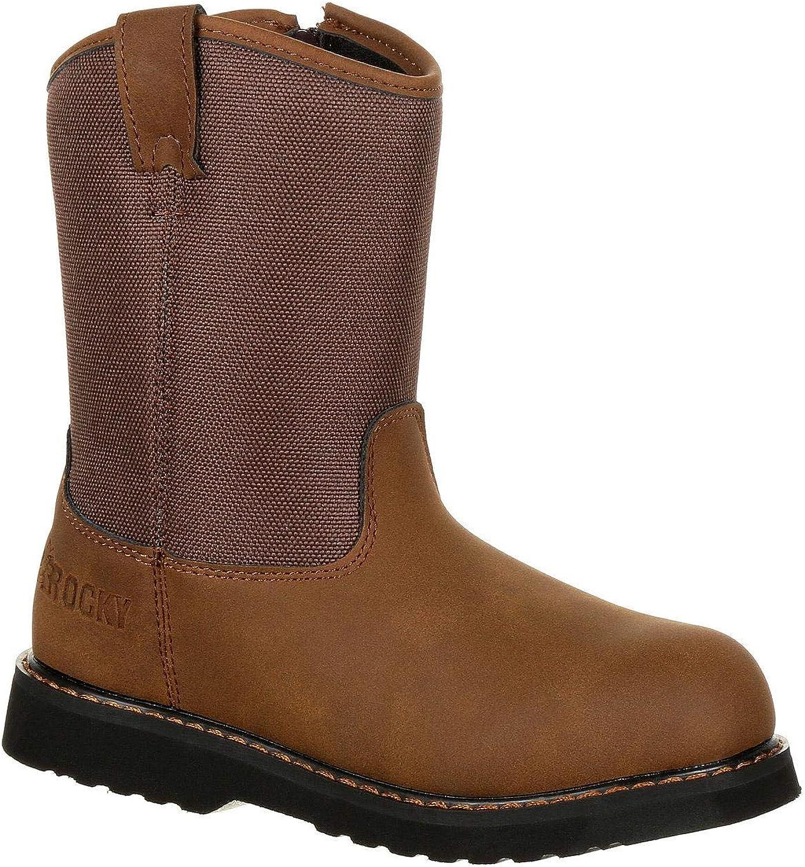 ROC Kid BRN 8  HNTG - Footwear  Kid's Footwear  Kid's Hiking Boots shoes