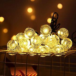 Outdoor String Lights,40ft String Festoon Lighting,Waterproof Indoor/Outdoor String Lights Perfect For Patio,Cafe,Garden,W...