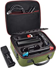 Carrying Case for Nintendo Switch, Lightweight EVA Shell Storage Nintendo Box for Game Controller Systerm